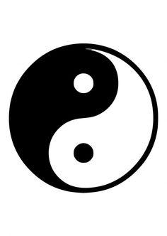 Flow ying and yang Ying Et Yang, Arte Yin Yang, Yin Yang Art, Yin And Yang, Ying Yang Symbol, Symbole Ying Yang, Jing Y Jang, Ying Yang Wallpaper, Yin Yang Tattoos