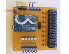 Arduino Motor, Arduino Bluetooth, Cnc Machine, Electronics Projects, Smart Home, Technology, Raspberry, Arduino Projects, Study