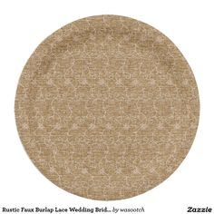 Cowboy Boots Rustic Country Wedding Paper Plate | Rustic Wedding ...