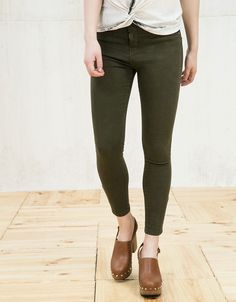 Pantalons - NEW COLLECTION - FEMME - Bershka France