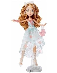 Ever After High Ashlynn Ella Fairest on Ice