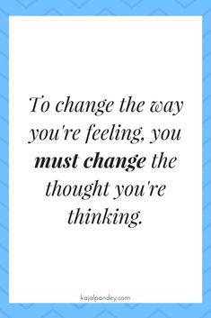 #thoughtsbecomethings #loa