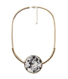 "<p>Sale: Save up to 50 percent on select items.</p><p>Mango Semiprecious Stone Necklace, $15 (was $30), <a href=""http://shop.mango.com/US/p0/women/accessories/jewellery/necklaces/semiprecious-stone-necklace/?id=63000211_OR&n=1&s=accesorios.bisuteria"">mango.com</a><br /><br /></p>"