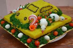 Creative Food Art, Pastel, Rice Cakes, Bento, Avocado Toast, Food And Drink, Birthday Cake, Cooking, Breakfast