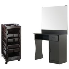 KD Styling Vanity with FREE KD2Trolley