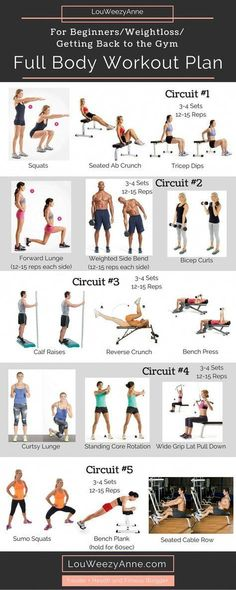 Whole body workout plan - Fitness full body workout plan, . - Ganzkörper-Trainingsplan – Fitness Ganzkörper-Trainingsplan, Whole body workout plan – fitness Whole body training plan, # whole body plan Full Body Circuit Workout, Full Body Workouts, Weight Training Workouts, Fitness Workouts, Gym Circuit Workouts, Weight Training For Beginners, Full Body Weight Workout, Gym Workouts Plan For Women, Fitness Circuit