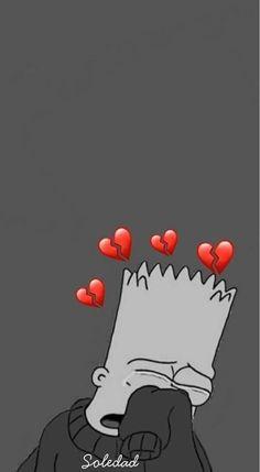 samsung wallpaper art When sad wallpaper Tumblr Wallpaper, Cartoon Wallpaper, Simpson Wallpaper Iphone, Mood Wallpaper, Wallpaper Iphone Cute, Aesthetic Iphone Wallpaper, Disney Wallpaper, Screen Wallpaper, Wallpaper Keren