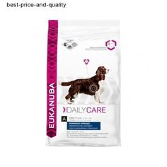 Animalerie Eukanuba Adult Daily Care Overweight / Sterilised pour chien 2 x 125 kg Dog Food Comparison Chart, Dog Food Recall, Les Croquettes, Weight Loss Eating Plan, Dog Food Reviews, Dog Food Container, Dog Diet, Dog Food Storage, Best Dog Food