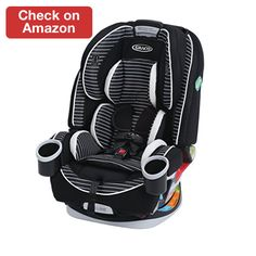 best car seat 2017 tops guide - Graco 4ever All-in-One Convertible Car Seat
