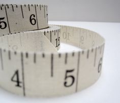 printed ruler ribbon by pilosale on Etsy https://www.etsy.com/listing/114079360/printed-ruler-ribbon