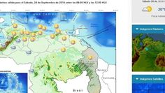 Pronostican precipitaciones débiles en nueve entidades del país este sábado - Analítica.com