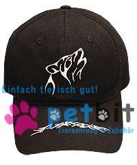 Cap Black Tribal - Bascap Black Tribal für Hunde und Menschen