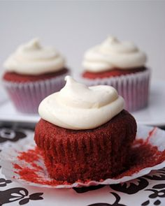 White, Cup cake
