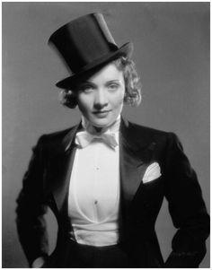 Marlene Dietrich...Photo Eugene Robert Richee