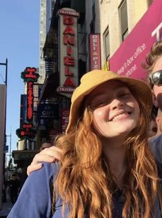 I missed you so much! My Little Girl, My Girl, Sadie Sink, Future Wife, Celebs, Celebrities, Pretty Boys, Foto E Video, Redheads