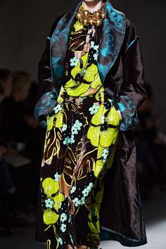 Dries Van Noten Fall 2020 Ready-to-Wear Collection - Vogue