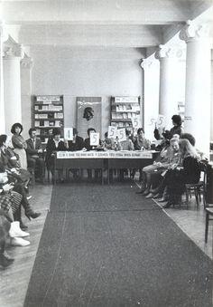 """Concursul """"Cel mai bun bibliotecar"""" 1987"""