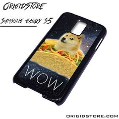 doge taco hipster for Samsung Galaxy s5 case