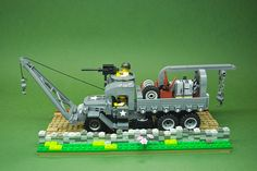 GMC CCKW Maintenance/Recovery Truck (3) | Read the write-up … | Flickr