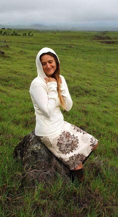 Women's Hoodie - Organic Cotton Hemp - Natural Color - Eco Friendly - Organic Clothing by SoulRole on Etsy https://www.etsy.com/listing/61802883/womens-hoodie-organic-cotton-hemp