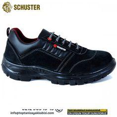 Schuster iş ayakkabısı Süet deri SP352 S1