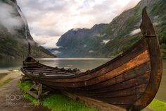 Viking Ship, from Viking Blog