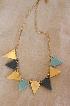 Dreieck-Kette