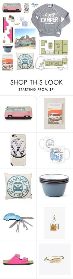 """""""#vanlife"""" by tothineownselfbtrue ❤ liked on Polyvore featuring interior, interiors, interior design, home, home decor, interior decorating, Urban Outfitters, Casetify, Falcon Enamelware and Monki"""