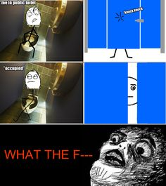 Has this ever happened to you?