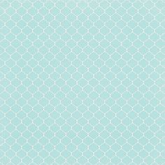 6 Light Turquoise Dotted Moroccan Tile - free printable digital patterned paper by melstampz, via Flickr
