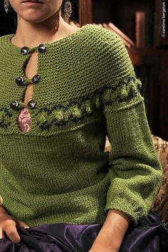Ravelry: Sarabande pattern by Kristen TenDyke