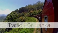 The train ride from Haputale to Ella should be on your bucket list. One of the most beautiful train rides in the world. Train Rides, Sri Lanka, Backpacking, Most Beautiful, Country, World, Bucket, Travel, The World