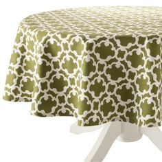 Green Lattice Tablecloth- 70R.Opens in a new window  $16  LOVE