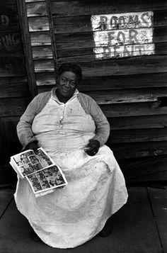 Henri Cartier-Bresson - Vicksburg, Mississippi, USA, 1947.