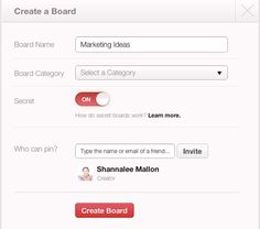 Pinterest's New Secret Boards: Why They Matter