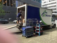 BC Vancouver Office Moving 2016