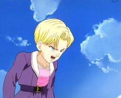 10 - Androide 18 (Dragon Ball Z)