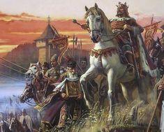 Stephen III of Moldavia (detail), 2018, oil on canvas, 169x98 Moldova, Armies, Image House, Middle Ages, Romania, Renaissance, Oil On Canvas, Medieval, Detail