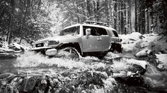 The Toyota FJ Cruiser has been discontinued. If you are a current FJ Cruiser owner, you can still count on getting great service from Toyota Service Centers. Fj Cruiser Interior, 2014 Toyota Fj Cruiser, Toyota Dealers, Used Toyota, Off Road Adventure, Car Photos, Land Rover Defender, Offroad, Dream Cars