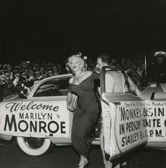 Marilyn Monroe Monkey Business 1952