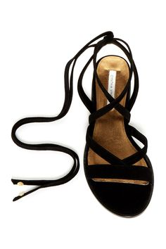 Patience Strappy Wedge Sandal by Cynthia Vincent on @nordstrom_rack