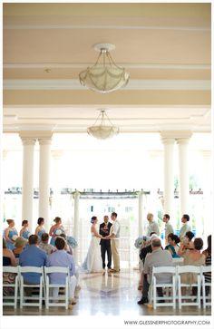 Nate+Lauren's destination wedding at the Grand Palladium Lady Hamilton in Montego Bay, Jamaica | Wedding Ceremony | Jamaica Wedding Photographer | Photo credit: Glessner Photography