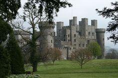 Penrhyn Castle by mattkennard