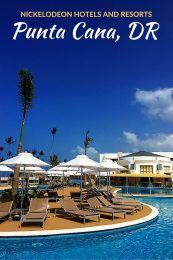 Pool at the Nickelodeon Hotels and Resorts Punta Cana