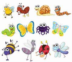 Adorables Insectes
