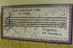 Bulletin board for my classroom-Did this for the 2012-2013 school year. I liked it so much I didn't take it down until spring!