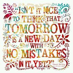 A fresh start | fresh start | quotes & sayings