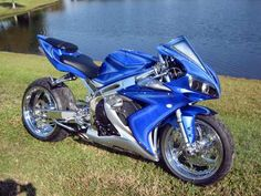 Yamaha-R1 2006