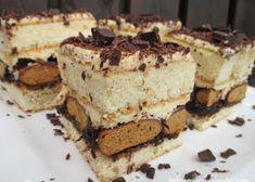 Biały lion - Obżarciuch Food Cakes, Cupcake Cakes, Cupcakes, Polish Recipes, Polish Food, Homemade Cakes, Tiramisu, Cake Recipes, Cheesecake
