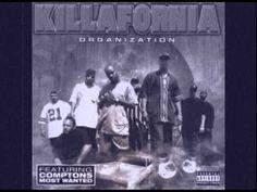 Hood Ratz- Killafornia Organization